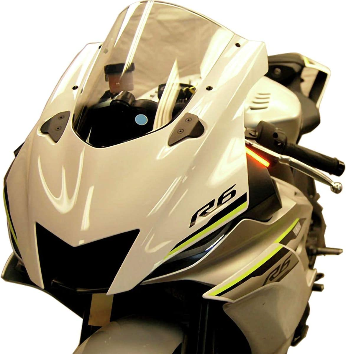 Yamaha R6 Front Turn Signals - Cycles Rage Free Cheap mail order shopping Shipping Cheap Bargain Gift New 2017-Present