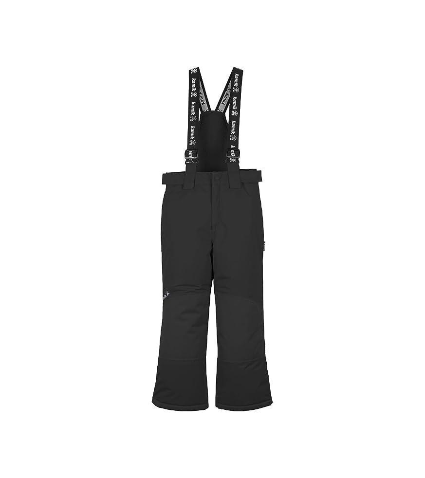 Kamik Winter Apparel Harper Insulated Suspender Pant