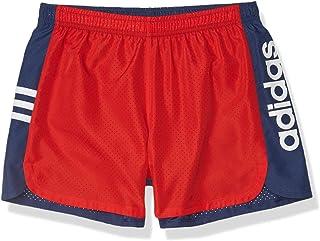 adidas Girls AH4289 YTH Patriotic WVN Short Shorts