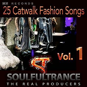 25 Catwalk Fashion Songs, Vol. 1