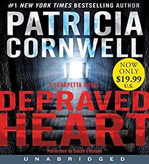 Depraved Heart Low Price CD: A Scarpetta Novel