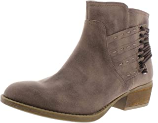 Not Rated Tricoa Women's Boot 7 B(M) US Taupe