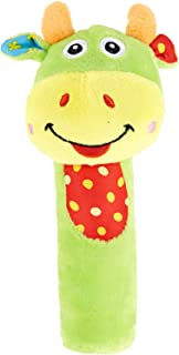 Pixie Baby Cattle Rattle Toy