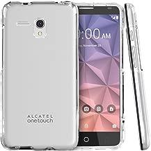 Alcatel One Touch Fierce XL 5054N - 16GB - Unlocked GSM 4G LTE Smartphone - Black & Silver - (Renewed)