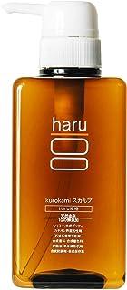 haru(ハル) kurokami スカルプ 天然由来 アミノ酸シャンプー 柑橘系 400ml リンス コンディショナー不要 ノンシリコン 無添加