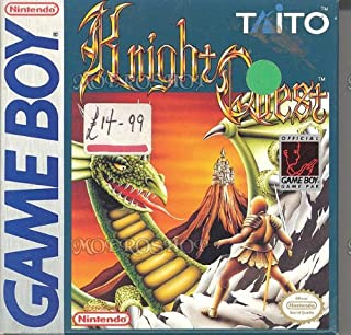 knight quest gameboy