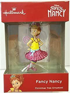 Hallmark Fancy Nancy Christmas Tree Ornament 2018
