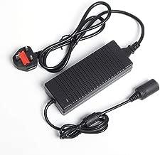 TOPmountain Inverter di Potenza Peak 400W per Auto convertitore CC da 12V a 220 V CA con Doppio USB per elettrodomestici