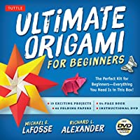 Ultimate Origami Kit For Beginners