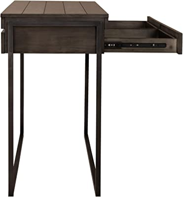 Liberty Furniture Industries Gateway Sofa Table, Weathered Grey