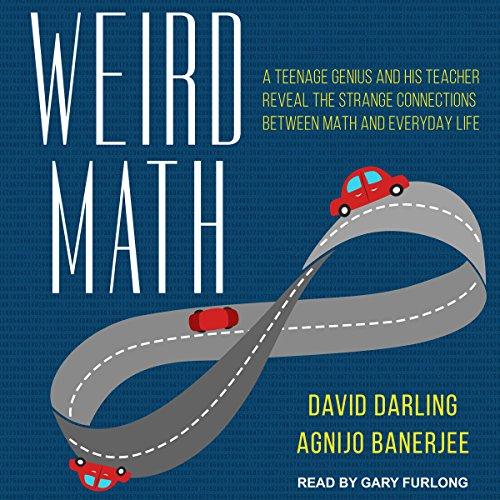 Weird Math audiobook cover art