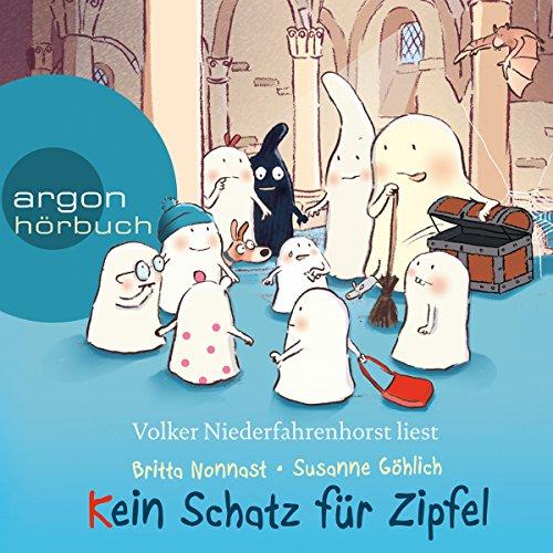 Kein Schatz für Zipfel (10 kleine Burggespenster) cover art