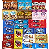 Make your next get together or party a hit with this delicious variety of cookie snack packs from your favorite brands. Assortment includes 2 of each: Grandma's Mini Chocolate Chip, Grandmas Mini Sandwich Cremes, Famous Amos Chocolate Chip, Keebler M...
