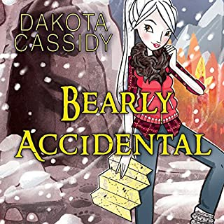 Bearly Accidental     Accidentally Paranormal, Book 12              By:                                                                                                                                 Dakota Cassidy                               Narrated by:                                                                                                                                 Hollie Jackson                      Length: 6 hrs and 56 mins     332 ratings     Overall 4.5