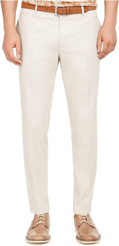 I.N.C. International Concepts INC Mens Beige Pants W44/ L32