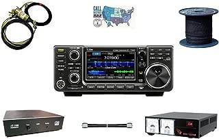 Icom IC-7300 Get On The Air HAM Radio Bundle!