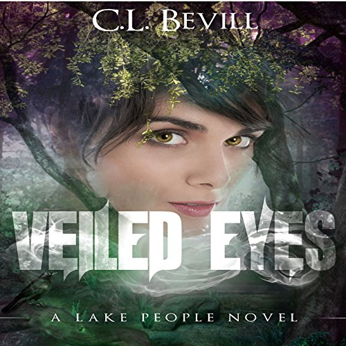 Veiled Eyes audiobook cover art