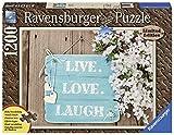 Ravensburger 19913 - Live.Love.Laugh