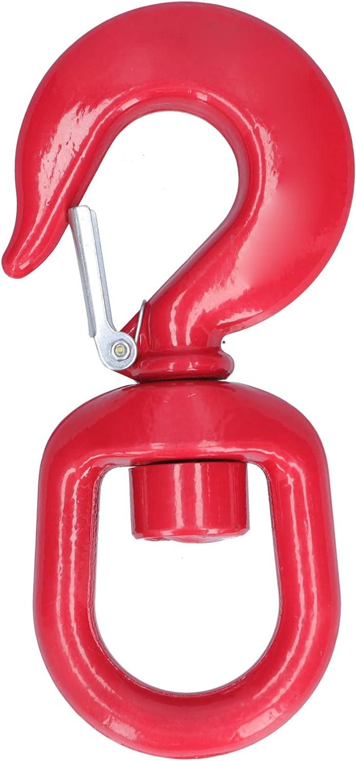 Eulbevoli Crane Hoist Max 69% OFF Hook Flexible Strength Standard Superior High Inst