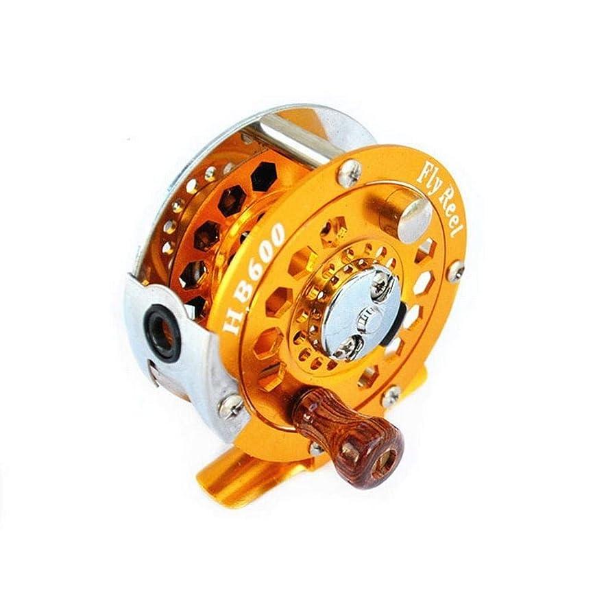 想定するお客様層釣りリール 魚ホイールフルメタル釣りホイールフライフィッシングホイールステンレス鋼マイクロリードホイールフロントホイール (色 : HB800)