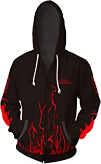 UU-Style Fate/Stay Night Grand Order FGO Dark Saber Hoodies Sweatshirts Coat Costume Unisex