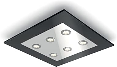 Philips 409273016–LED Ceiling Integrated, Warm White Light, Dimmable, Includes 6 Sets of 4 Bulbs 5W