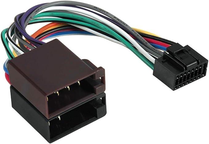 Hama Kfz Adapter Für Sony1 Auf Iso Elektronik