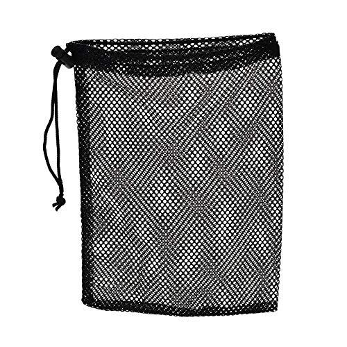 Bolsas de golf para hombres 1pc deportes al aire libre de malla de nylon Nets bolsa del bolso del Golf Tenis contener hasta 48 bolas titular pelotas de golf ayuda a la formación de almacenamie