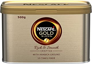 Nescafe Gold Blend Freeze Dried 500g - Pack of 6