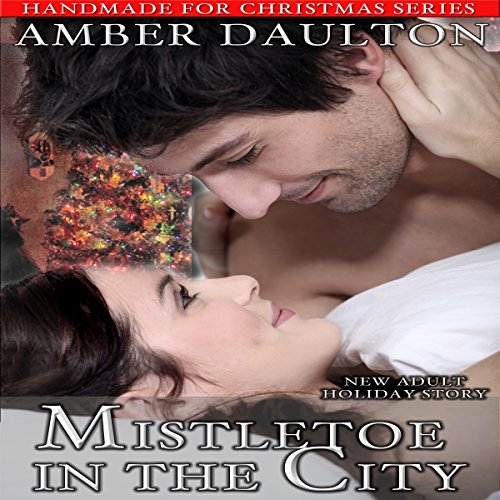 Mistletoe in the City audiobook cover art