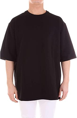 ART 259 DESIGN Homme 606Xnoir Noir Coton T-Shirt
