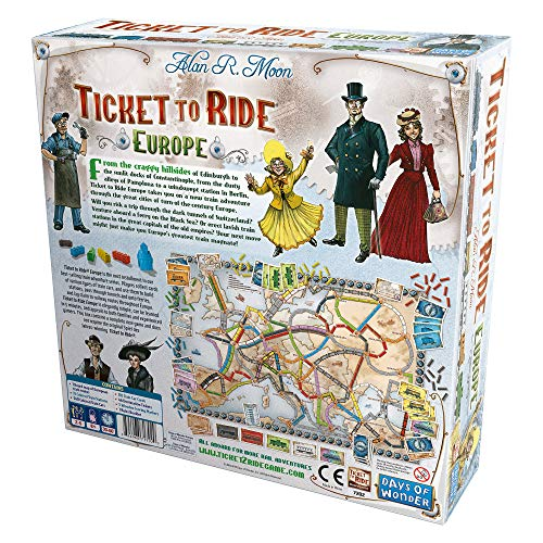 Ticket to ride Europe - 5
