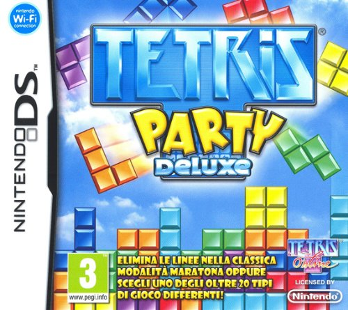 DS TETRIS PARTY DELUXE