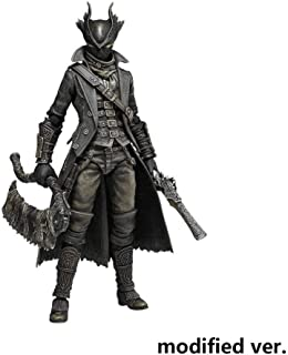 LLJJ Anime Toy Bloodborne Figure Hunter Action Figure About 5.9 inch Game Fans Gift
