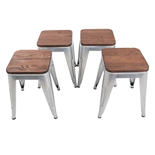 Excellent Modern Wooden Stools Amazon Com Camellatalisay Diy Chair Ideas Camellatalisaycom