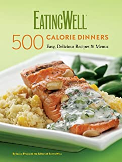 EatingWell 500-Calorie Dinners Cookbook - coolthings.us