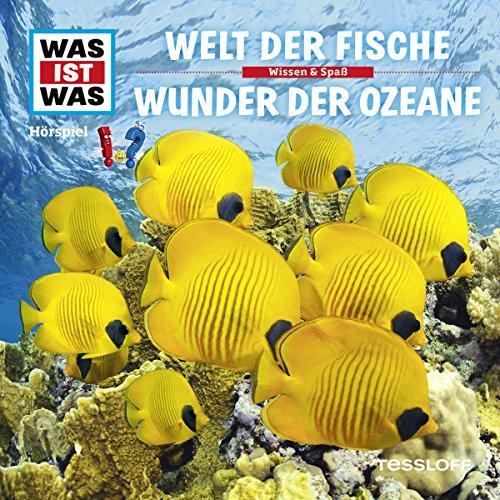 Welt der Fische / Wunder der Ozeane (Was ist Was 31) Titelbild