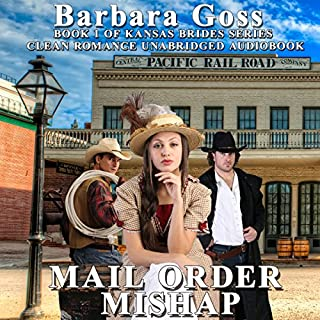 Mail Order Mishap audiobook cover art