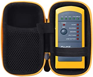 Aenllosi Hard Carrying Case for Fluke Networks MT-8200-49A Cable Tester