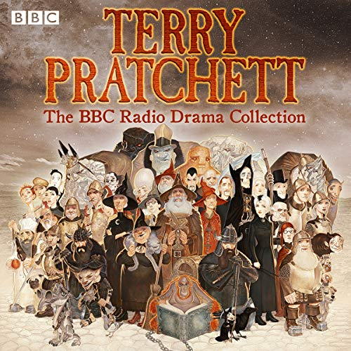 Terry Pratchett: BBC Radio Drama Collection audiobook cover art