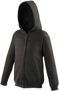 Awdis Kids Unisex Hooded Sweatshirt/Hoodie/Zoodie