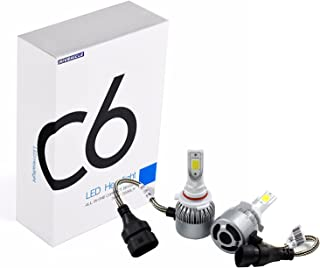 Best c6 led headlight 9005 Reviews