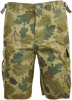 Pantalones Hombre en Tela Verde Militar 465587-900