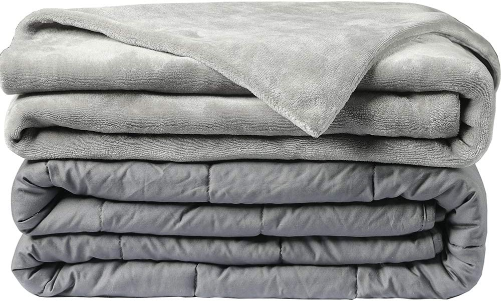Royal Tradition 100-Percent ディスカウント Cotton Weighted 60-Inch Blanket 新着 Wid