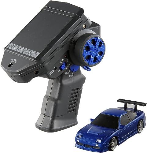 Drift Package nano 01 Nissan 180SX bleu