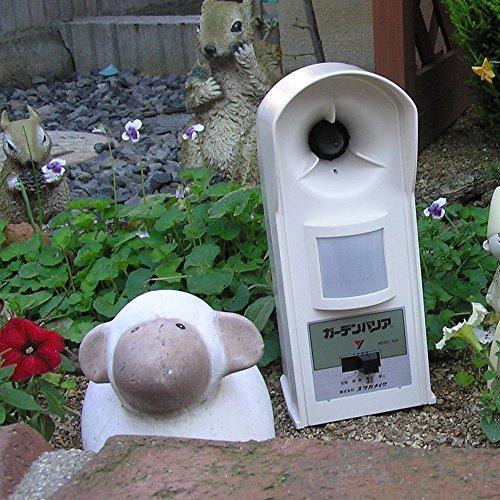 ユタカメイク猫除けガーデンバリアGDXユタカメイクの登録商標です。