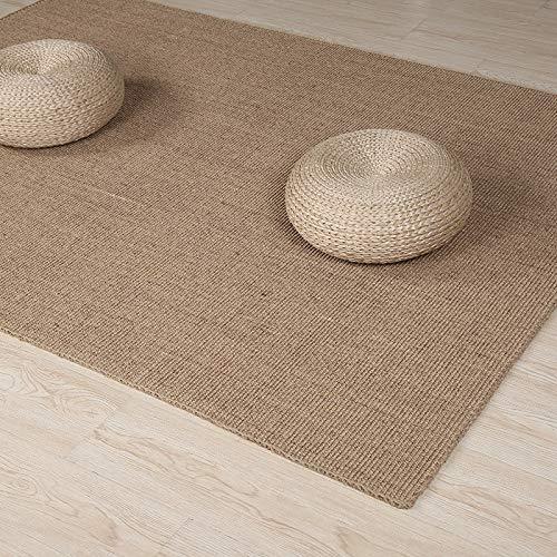 Chihen-RUGS Trendy thee sisal tapijt woonkamer slaapkamer salontafel mat IKEA handgenaaid tatami antislip aanpasbaar mat tapijt 1125