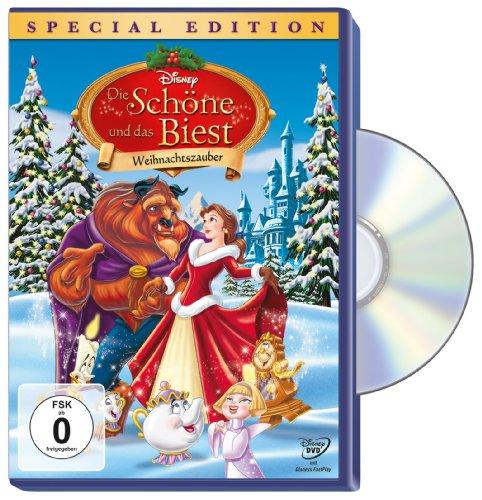 Die Schöne und das Biest: Weihnachtszauber [Special Edition]