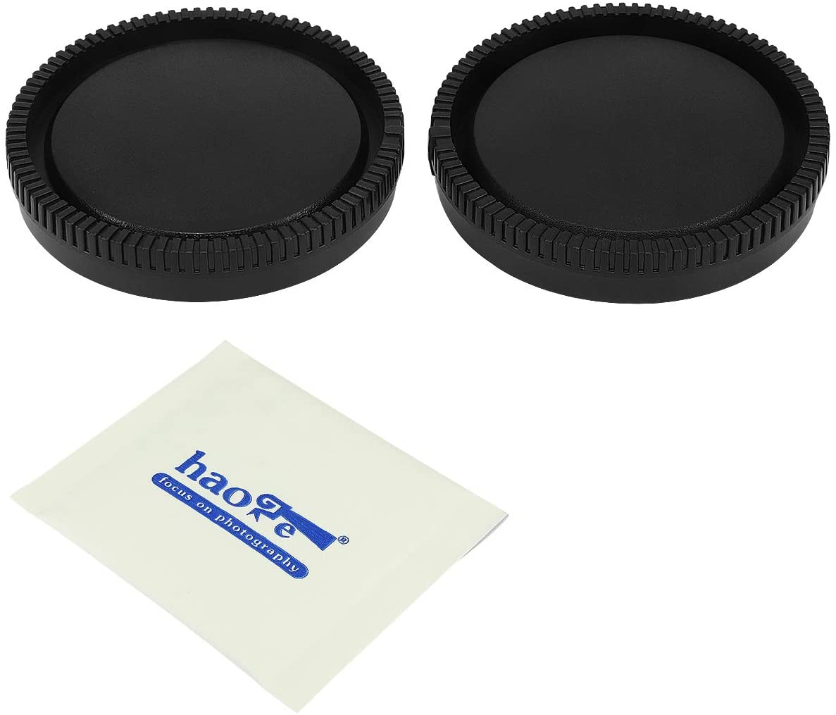 Haoge Year-end gift Camera Body Cap and Rear Ranking TOP10 Lens E Sony Kit for NEX Cover