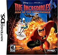 Incredibles: Rise of the Underminer (輸入版)